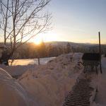 Sonne und Schnee.. was will man mehr