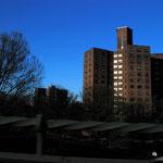 Project housing near Brooklyn Navy Yard