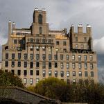 Central Park West building