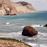 Birthplace of Aphrodite at Petra tou Romiou and Cape Aspro