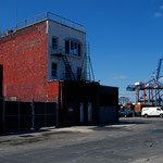 Near Red Hook Container Terminal
