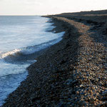 Shingle bank between Deal and Sandwich
