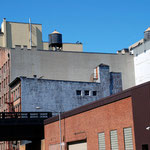 Water tower, Meatpacking District