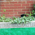RA98 - West Ham Plaque