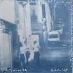 Trouville, Serie,  Intagliotypie 2018, 20x20