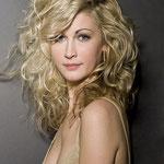 Причёска с ПОЛУ-ПАРИКОМ combo (с имитацией кожи головы) - причёска с постижем, пшеничный блонд волосы с лёгкой волной