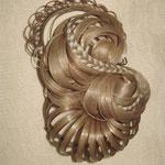 ПУЧОК для Волос - постиж, мелирование (из натуральных волос)
