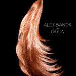 ЛОКОНЫ-имитация на заколке, медно-русые (натуральные славянские волосы)