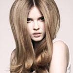 Причёска с ПОЛУ-ПАРИКОМ - причёска с постижем, светло-русый