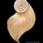 БАБЕТТА classik - постиж, светлый блонд (из натуральных волос)