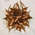 ПУЧОК - постиж, золотисто-медный (из натуральных волос)