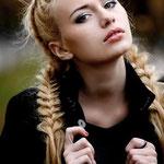 Причёска с КОСИЧКАМИ light - имитациями (мягкие славянские волосы)
