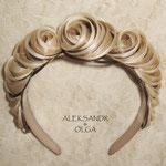 ОБОДОК для Волос - постиж, мелирование (из натуральных волос)