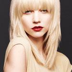 Причёска с НАКЛАДКОЙ combo - причёска с постижем, золотистый блонд
