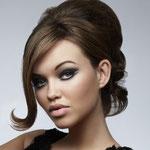 Причёска с НАКЛАДКОЙ M - причёска с постижем, русый