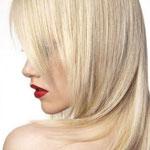 Причёска с Прядями - ПОСЛЕ, волосы на заколках, накладные волосы, прямые волосы