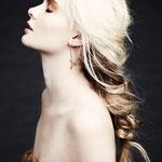 Причёска с КОСОЙ - имитацией - причёска с постижем, мелирование