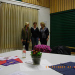 Ehrungen 25. Jahre Mitgliedschaft im TSV
