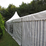 Partyzelt 6 m breit
