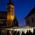 Der Weihnachtsmart Bogenberg, Foto: Stadt Bogen