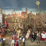 Der Straubinger Weihnachtsweg - entdecken Sie wunderschöne Krippen, Foto: Amt für Tourismus und Stadtmarketing Straubing