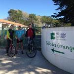 La Salle des Granges - Repérage du parcours - Vert'Olonne