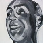 EDMUNDO I · 50X50 · oil on canvas