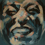 AUTORRETRATO · 146x114 · oil on canvas
