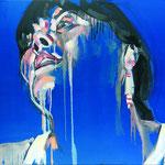 PAULA II · 150X116 · oil on canvas