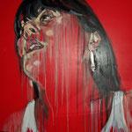 PAULA I · 165X165 · oil on canvas
