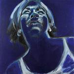 OLALLA · 130X130 · oil on canvas