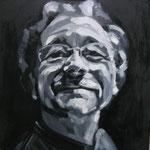 BERNARDO · 60X60 · oil on canvas
