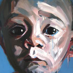 S/T · 100x100 oil on canvas .