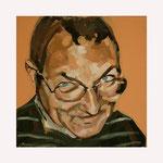 Humberto óleo sobre lienzo 40 x 40
