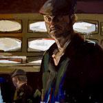 Enrique · oil on canvas 146x114 · (2012)