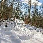Schnee, Schnee, Schnee wie schön