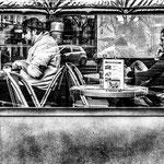 Un wagon dans Paris