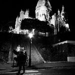 Le Sacré Coeur by night