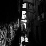 A travers les arches - Through the arches