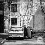 Les mamies de Saint Petersbourg