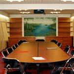 Salle de réunion - Fédération d ela pêche à Auch.