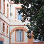 2 Fenêtres en trompe l'oeil - Rue Saint Antoine du T - Toulouse