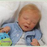 Darren sleeping Realborn