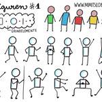 Sketchnotes - Doodles - How to draw - Malvorlage - Anleitung - Figuren