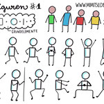 Sketchnotes - Doodles - How to draw - Malvorlage - Anleitung - Figuren