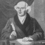 Der Begründer der Homöopathie, Samuel Hahnemann lebte von 1755 bis 1843 in Sachsen