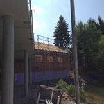 Seeseite Rohbau mit großer Terrasse / Balkon