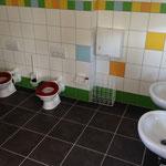 Mini-WC für die kleinen Krippenkinder