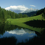 Moorsee © TVB Wilder Kaiser