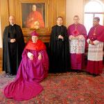 Raymond Leo Burke als  Erzbischof von Saint Louis